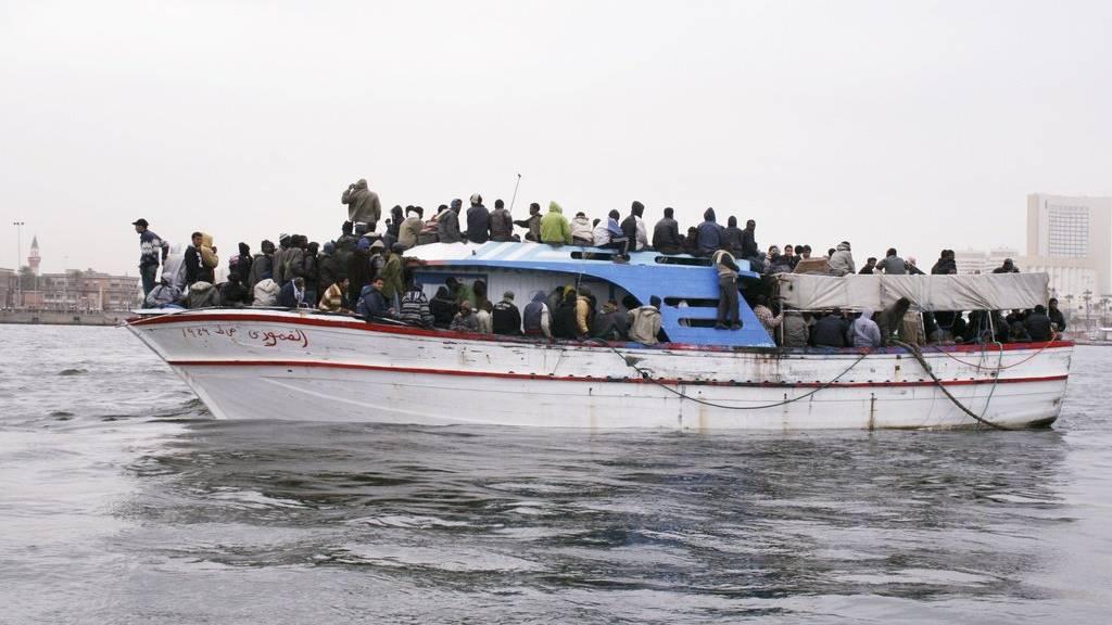 150 Tote bei Schiffbruch vor Libyen