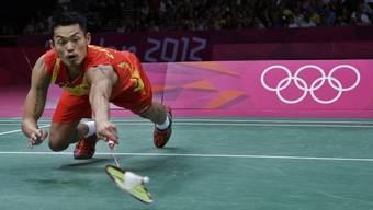 Lin Dan, von vielen als bester Badminton-Spieler aller Zeiten gehandelt, wird an den Swiss Open dabei sein.