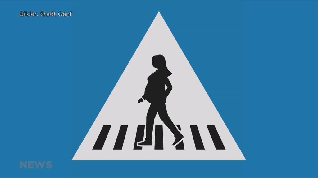 Bald gendergerechte Strassenschilder in Bern?