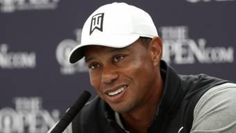 """Tiger Woods zu den Olympischen Spielen 2020 in Tokio: """"Das ist ein grosses Ziel von mir."""""""