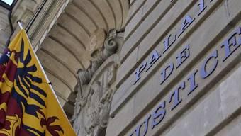 Vor dem Strafgericht Genf steht auch ein mutmasslicher Auftragskiller (Symbolbild)