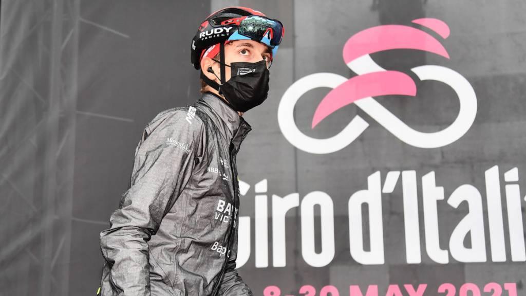Gino Mäder triumphiert auf dem Colle San Giacomo