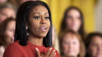 Michelle Obama hielt am 6. Januar 2017 ihre letzte Rede als First Lady der USA. Sie verabschiedete sich in einer emotionalen Rede von ihren Anhängern