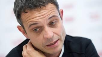 Bernhard Heusler: «Ja, was meinen wir? Wir hauen die einfach weg? Nein, Cluj war von den möglichen Gegnern einer der schwierigsten.» Key