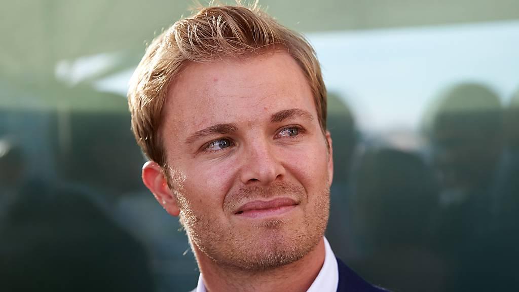 Rosberg: Meine besten Freunde ein Jahr nicht gesehen