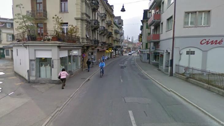 Centralstrasse in Interlaken