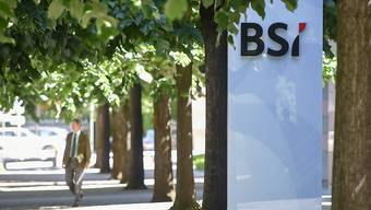 Die Finanzmarktaufsicht untersucht gegen den einstigen Asienchef der Tessiner Privatbank BSI, ob dieser individuell verantwortlich ist für allfällige Verletzungen von aufsichtsrechtlichen Bestimmungen. (Archiv)