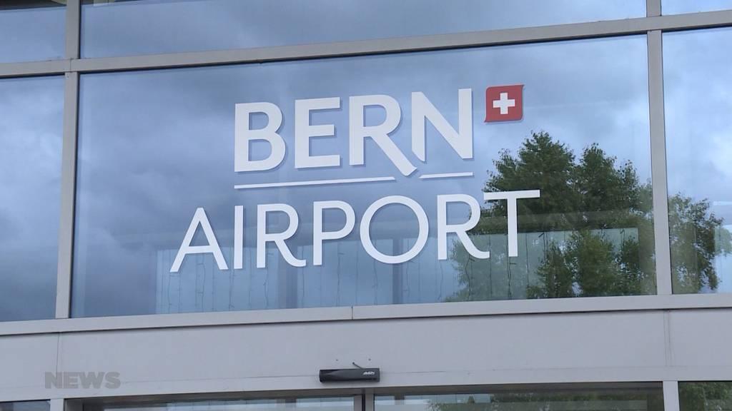 Flughafen Bern: Keine finanzielle Unterstützung der Stadt Bern