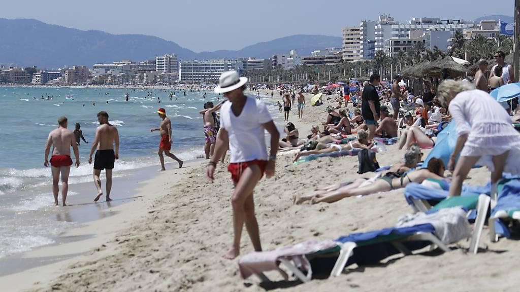 Mallorca hofft trotz steigender Corona-Zahlen auf gute Sommersaison