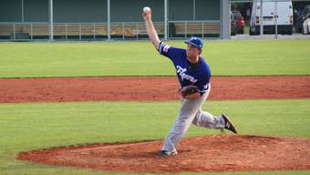 Therwil Flyers am Baseball Europacup