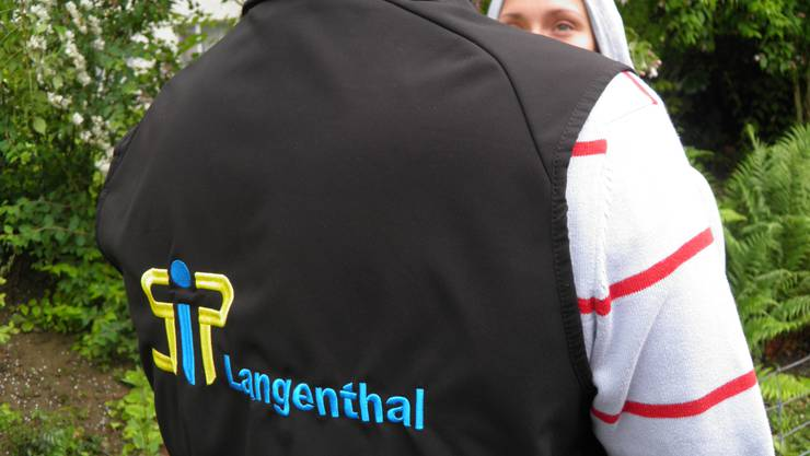 Die SIP Langenthal unter der Führung von ToKJO konnte im Oberaargau auf ein sehr gutes Image zählen.