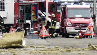 Auslöser des Brandes waren technische Anlagen. (Symbolbild)