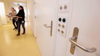 Um 3,2 Prozent auf 706 wuchs die Anzahl Vollzeitstellen bei den psychiatrischen Diensten im Aargau (hier eine geschlossene Abteilung in Königsfelden).