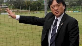 Von zwei US-Polizisten in Zürich abgeholt: Eduardo Li, ehemaliger Präsident des Fussballverbands von Costa Rica. (Archiv)