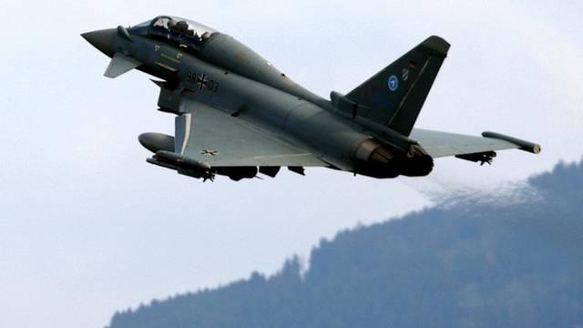 Der Eurofighter - ein möglicher Nachfolger für den Tiger