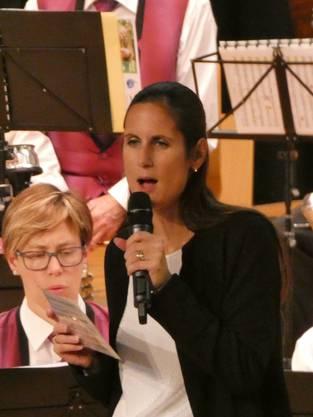 Die Feldmusik Lupfig verbindet an ihrem Jahreskonzert Musik mit Sport und zeigt deren Gemeinsamkeiten.