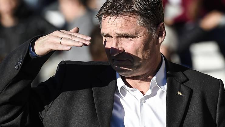 Axel Thoma wird Trainer und Sportchef im FC Schaffhausen