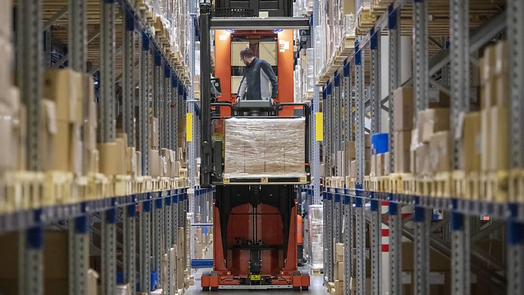 Die Ausbildungen für Logistikberufe sollen künftig im Thurgau und nicht mehr ausserkantonal angeboten werden. (Symbolbild)
