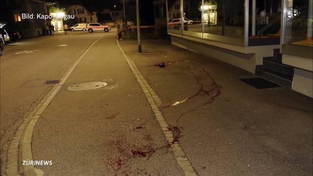3 verletzte Türken nach Schiesserei in Aargauer Vereinslokal