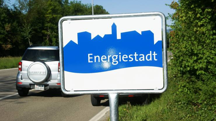 Energiestadt. (Symbolbild)