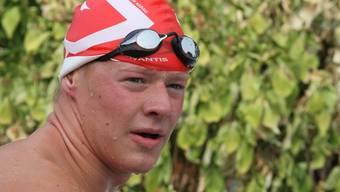 Kai Riemenschneider schwamm in Norwegen insgesamt fünf Rekordleistungen.