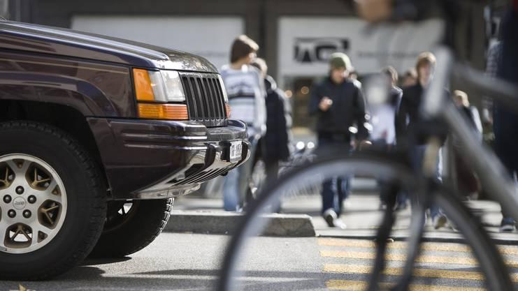 Sie faszinieren und polarisieren: Fast jedes zweite verkaufte Auto in der Schweiz verfügt über einen Allradantrieb.