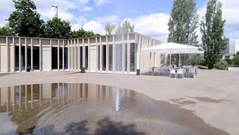 Das ist Basels modernster Stadtpark