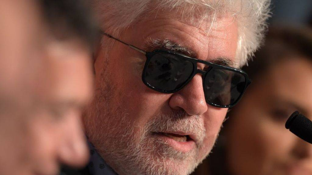 Der spanische Regisseur Pedro Almodóvar erhält vom Filmfest Venedig 2019 den Goldenen Löwen für sein Lebenswerk. (Archiv)