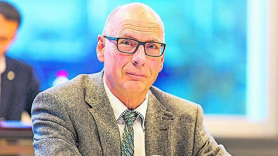 Martin Stücheli, Stadtrat