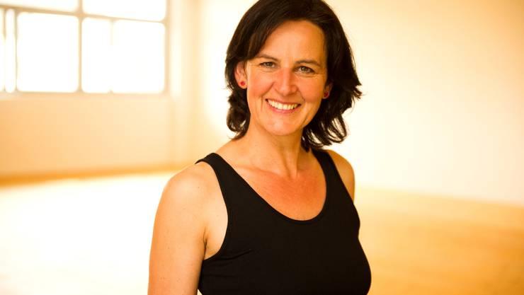 Bernadette Meile, dipl. Yogalehrerin nach B.K.S. Iyengar