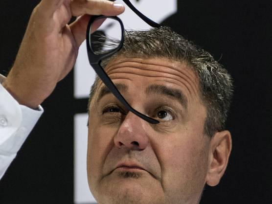 Marc Lüthi musste sich trotz der fünf Meistertitel, die der SCB unter seiner Führung geholt hat, oft kritisieren lassen.