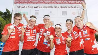 OL-Staffel Frauen holt WM-Gold in Lettland