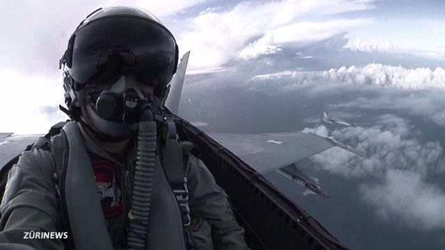 Das ist der Luftpolizeidienst 24