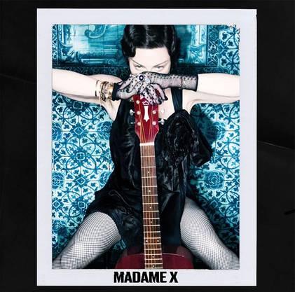 Madame X: Madonnas neues Studioalbum.