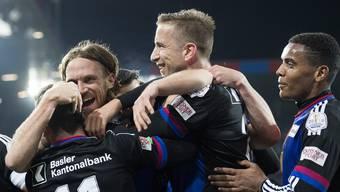 Fussbal Cup: FCB-FCL