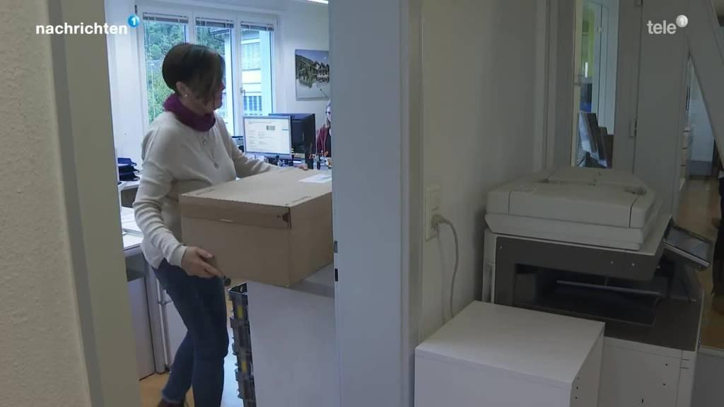 Stress wegen Übernahme Postagentur Bürglen