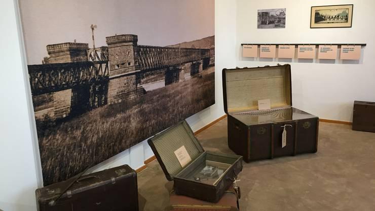 Über diese Brücke, die das Elsass mit Südbaden verbindet, musste ein Teil der Ausgewiesenen gehen.