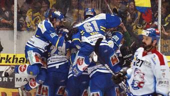 Im letzten Playoff-Final gegen Davos 2005 zog der ZSC zum zweiten Mal den Kürzeren.