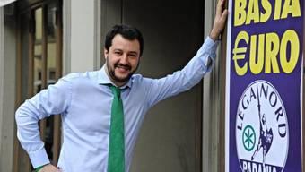Lega-Chef Matteo Salvini (Archivbild)