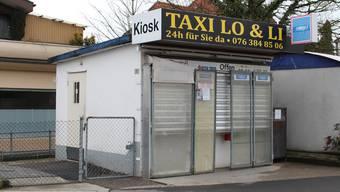 Der Kiosk an der Bahnhofstrasse soll neue Besitzer bekommen.