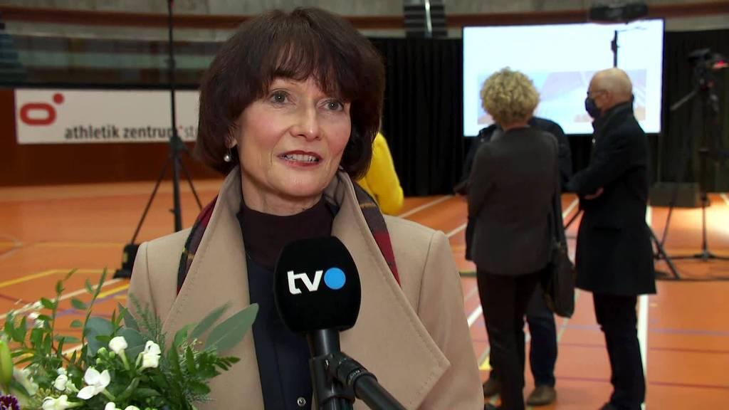 Stadtrat: Trudy Cozzio hat es nicht geschafft