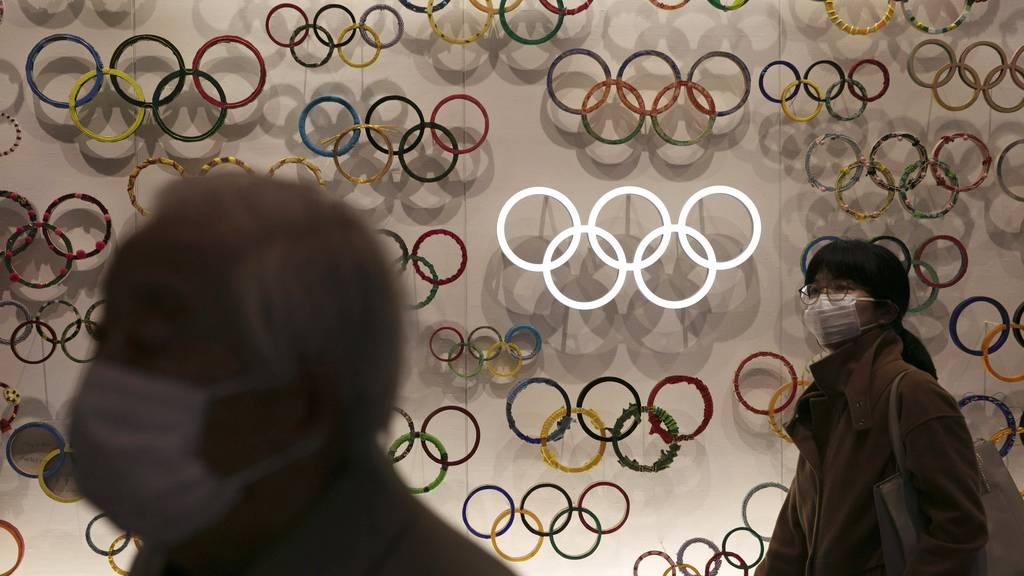 Werden die Olympischen Spiele verschoben?