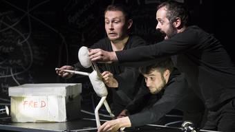 Eröffnung 13. Figura Theaterfestival in Baden