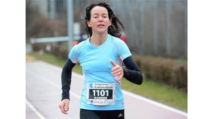 Siegerin Jeannine Kaskel aus Bad Säckingen.