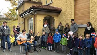 Kindergarten Wiesenstrasse Baden