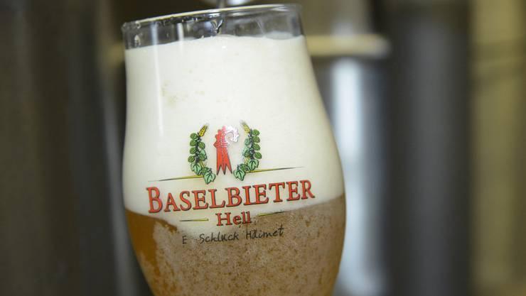Künftig wird es das «Baselbieter Bier» nicht mehr geben.