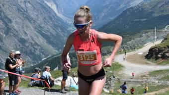 Martina Strähl gewann den Zermatt Marathon mit über zehn Minuten Vorsprung.