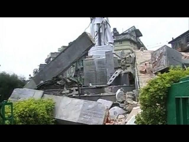 Erdbeben in Nepal: Über 1800 Tote