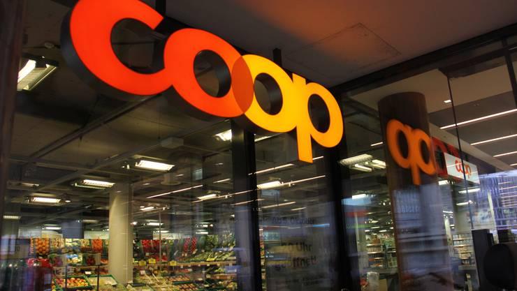 Die Coop Supermärkte erzielten 2020 einen Umsatz von 12 Milliarden Franken.
