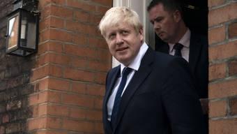 Am Dienstagmittag soll bekannt werden, wer der neue britische Premierminister wird. Mit grösster Wahrscheinlichkeit dürfte dies Boris Johnson sein.